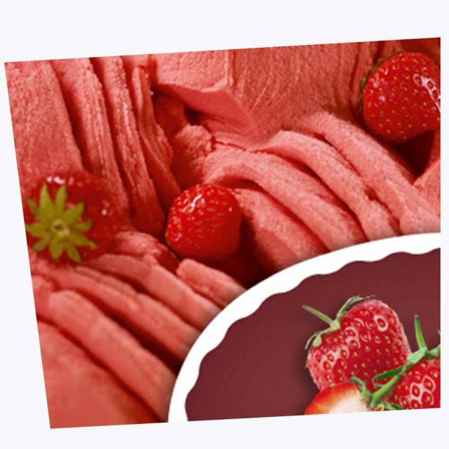 ICE CREAM PASTE STRAWBERRY
